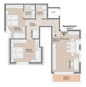 Lux Appartements