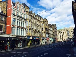 Capital Retreats - Shandwick Place, Apartments  Edinburgh - big - 7