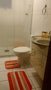 Apartamento Gimenes - Itapuã, Apartmanok  Mongaguá - big - 7