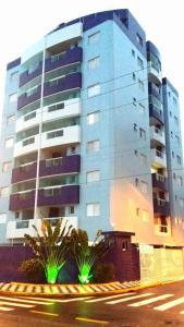 Apartamento Gimenes - Itapuã, Apartmanok  Mongaguá - big - 9