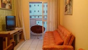Apartamento Gimenes - Itapuã, Apartmanok  Mongaguá - big - 10
