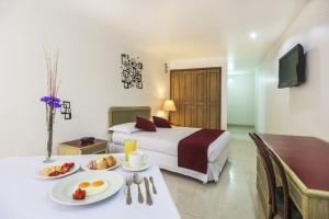 Hotel Don Jaime, Hotels  Cali - big - 10