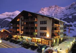 Boutique Chalet-Hotel Beau Site Fitness & Spa