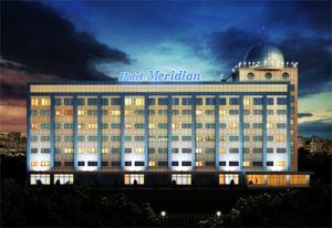 Meridian Hotel, Отели  Владивосток - big - 1