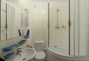 Meridian Hotel, Отели  Владивосток - big - 14