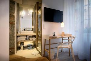 Petit Hôtel Confidentiel, Отели  Шамбери - big - 41
