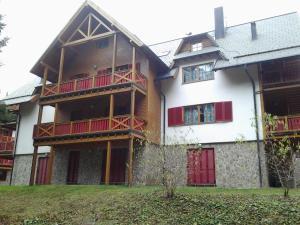 Holiday Apartment Bolfenk