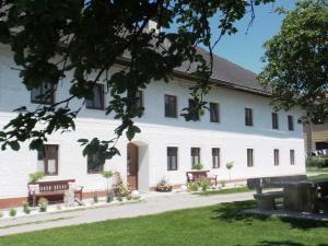 Ferienwohnungen Hebesberger, Apartmány  Schlierbach - big - 41