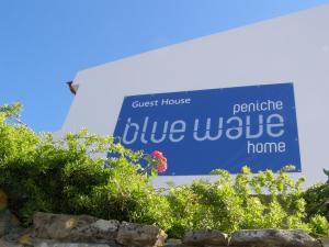 Peniche Blue Wave Home, Гостевые дома  Пениши - big - 32