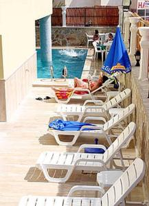 Hotel Ksantos, Hotely  Didim - big - 26