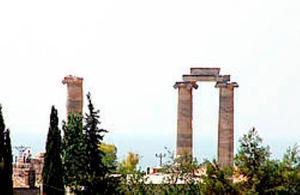 Hotel Ksantos, Hotely  Didim - big - 18