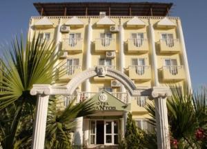 Hotel Ksantos, Hotely  Didim - big - 1