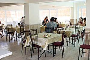 Hotel Ksantos, Hotely  Didim - big - 24