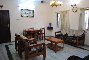 ARS Nest Serviced Apartments, Apartments  Chennai - big - 6