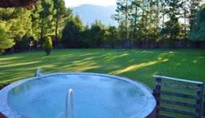 Cabaña Suiza, Lodge  Cacheuta - big - 17