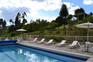 Miravalle Suites, Inns  Paipa - big - 71
