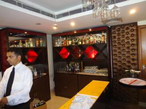 Airport Hotel Ramhan Palace, Hotels  New Delhi - big - 42