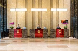 Pullman Qingdao Ziyue, Hotels  Qingdao - big - 30