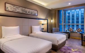 Pullman Qingdao Ziyue, Hotels  Qingdao - big - 32