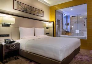 Pullman Qingdao Ziyue, Hotels  Qingdao - big - 6