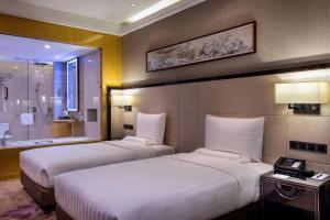 Pullman Qingdao Ziyue, Hotels  Qingdao - big - 24
