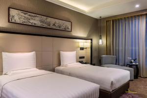 Pullman Qingdao Ziyue, Hotels  Qingdao - big - 31