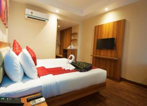 Hotel Le Roi,Haridwar@Har Ki Pauri, Hotel  Haridwār - big - 10