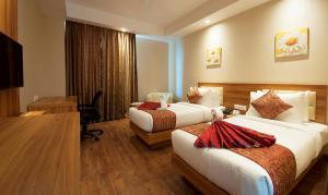 Hotel Le Roi,Haridwar@Har Ki Pauri, Hotel  Haridwār - big - 8