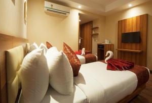 Hotel Le Roi,Haridwar@Har Ki Pauri, Hotel  Haridwār - big - 34
