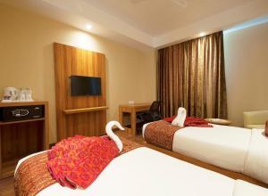 Hotel Le Roi,Haridwar@Har Ki Pauri, Hotel  Haridwār - big - 5