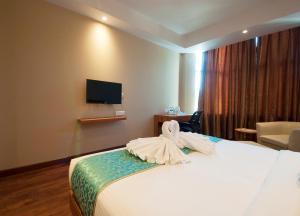 Hotel Le Roi,Haridwar@Har Ki Pauri, Hotel  Haridwār - big - 4