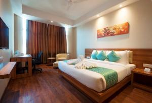 Hotel Le Roi,Haridwar@Har Ki Pauri, Hotel  Haridwār - big - 3