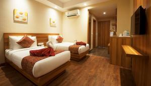 Hotel Le Roi,Haridwar@Har Ki Pauri, Hotel  Haridwār - big - 35