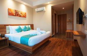 Hotel Le Roi,Haridwar@Har Ki Pauri, Hotel  Haridwār - big - 6