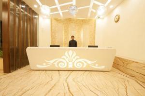 Hotel Le Roi,Haridwar@Har Ki Pauri, Hotel  Haridwār - big - 26