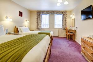 Best Western Weymouth Hotel Rembrandt, Отели  Уэймут - big - 5