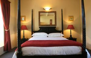 Auberge La Dauphine Guest House, Penzióny  Franschhoek - big - 5