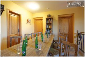 Pension Klokočí, Guest houses  Sněžné - big - 48