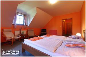Pension Klokočí, Guest houses  Sněžné - big - 32