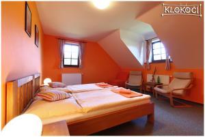 Pension Klokočí, Guest houses  Sněžné - big - 33