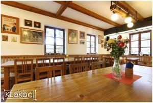 Pension Klokočí, Guest houses  Sněžné - big - 50