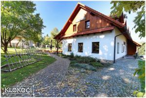 Pension Klokočí, Guest houses  Sněžné - big - 1