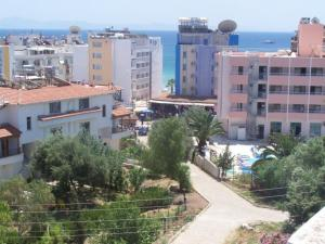 Golden Beach Hotel, Hotel  Didim - big - 52