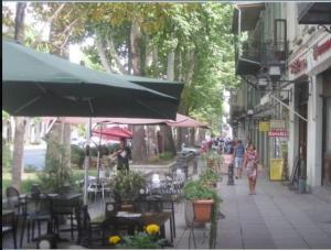 Evrika Apartments on Rustaveli Avenue, Apartmány  Tbilisi City - big - 43