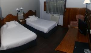 Hotel Comillas, Отели  Комильяс - big - 13