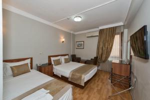 Beyaz Kugu Hotel, Отели  Стамбул - big - 54