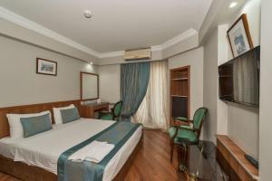 Beyaz Kugu Hotel, Отели  Стамбул - big - 8
