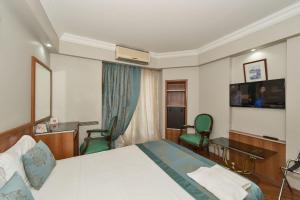 Beyaz Kugu Hotel, Отели  Стамбул - big - 7