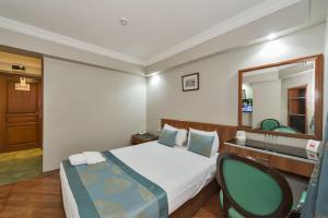 Beyaz Kugu Hotel, Отели  Стамбул - big - 20