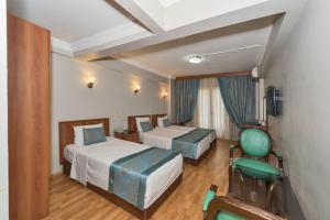 Beyaz Kugu Hotel, Отели  Стамбул - big - 40